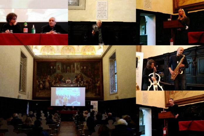 """Nel Salone Dantesco della Biblioteca Classense a Ravenna, apertura della """"Notte per Dante"""" con il libro di Roberto Ippolito """"Delitto Neruda"""" (Chiarelettere)"""