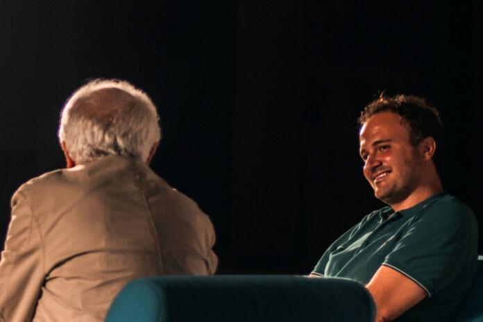 """Roberto Ippolito presenta """"Delitto Neruda"""" (Chiarelettere) con Paolo Di Paolo 2 agosto 2020 Velletri Libris"""